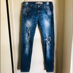 🤩SALE🤩 Zara Trafuluc distressed jeans
